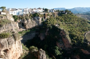We visited Ronda while staying at timeshare resort Club La Costa Marina Del Sol