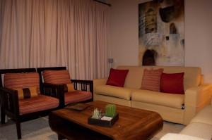 Living room, Santa Cruz suites, Club La Costa's Marina Del Sol, Spain