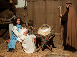 The Living Nativity recreates Bethlehem in Spain [VIDEO]