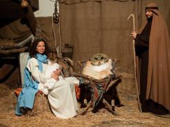 The Living Nativity recreates Bethlehem in Spain [VIDEO]