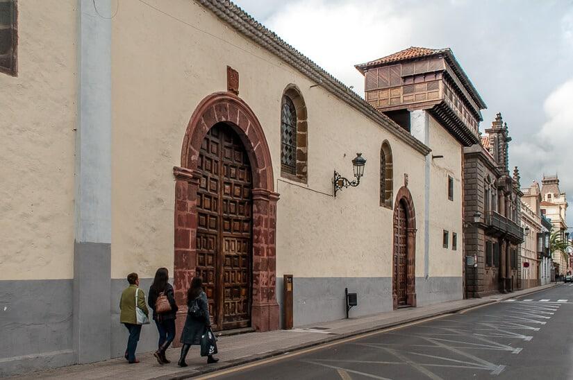 Convent of Santa Catalina de Siena, in La Laguna, Tenerife