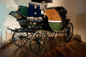 The carriage museum was visited while staying at Arcos Gardens fractional property