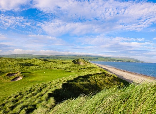 Luxury fractional lifestyle at The Registry Collection's Machrihanish Dunes, Mull of Kintyre, Scotland