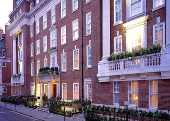 47 Park Street is a fractional in London's Mayfair