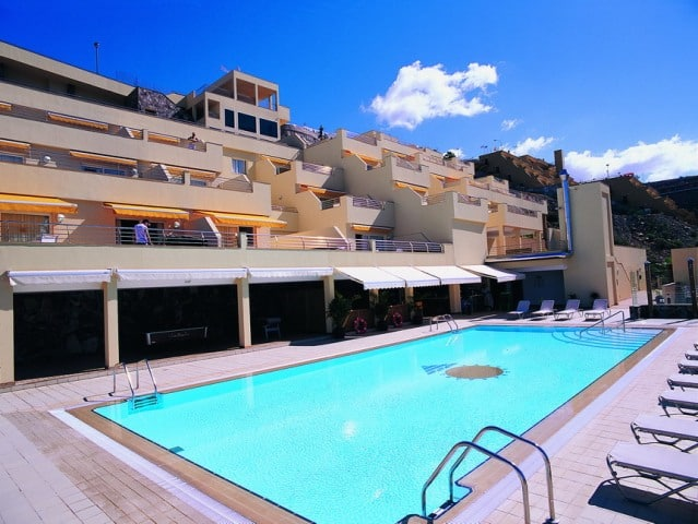 Timeshare resort Sol Amadores in Gran Canaria