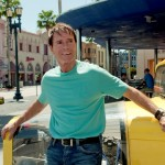 Sir Cliff Richard at Mel's Drive In, Universal Orlando