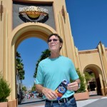 Sir Cliff Richard at Universal Studios