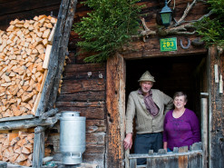 Tirolean farm makes for the perfect stop
