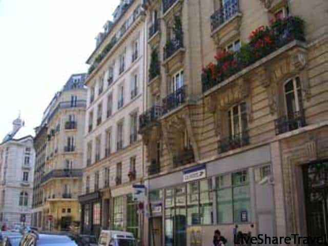 fractional property in Paris