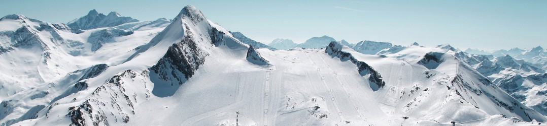 Kitzsteinhorn, Austria you can ski for ten months of the year