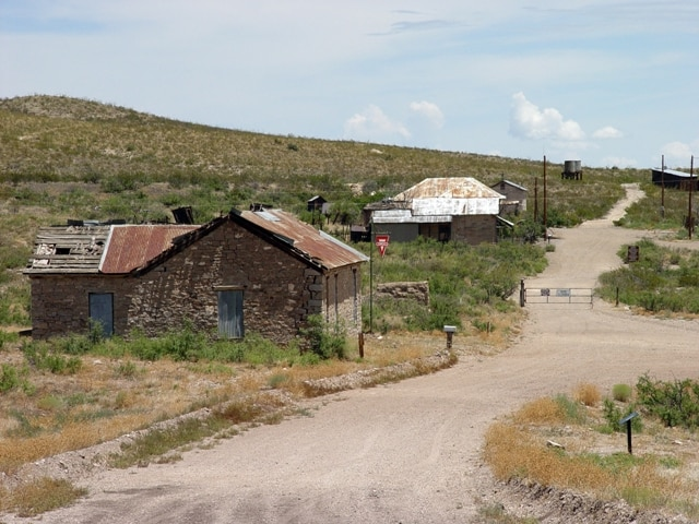Five ghostly towns of New Mexico