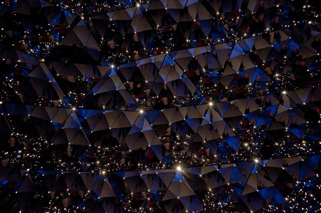 The Crystal dome, Swarovski Kristallwelten, Austria