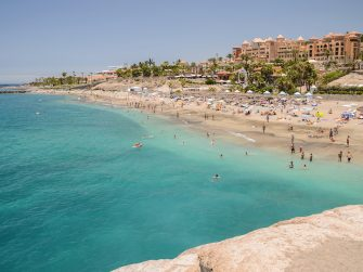 Best beaches and luxury beach clubs in Tenerife for soaking up the sun
