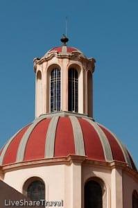 Dome of Iglesia de la Concepcion, La Orotava, Tenerife