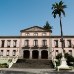 Even La Orotava's town hall is stately, La Orotava, Tenerife