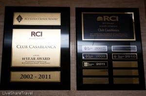 RCI Gold Crown timeshare resort Club Casablanca in Puerto de la Cruz Tenerife