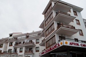 Timeshare resort Club Casablanca in Puerto De La Cruz Tenerife