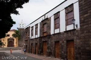 House of the Marqueses de Adeje and Conteses de La Gomera, Garachico