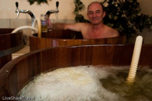 Looking for mixed nudist spas and naked beer baths? Head to Austria