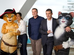 The Allure of the Seas provides purrfect premiere