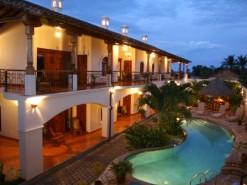 Fractional property, Nicaragua in exchange
