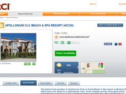 RCI makes finding timeshare holidays quicker and easier