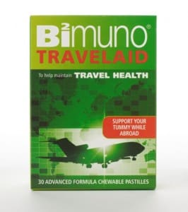 Could Bimuno TRAVELAID be the cure for traveller's diarrhoea?
