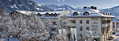 Hotel Neue Post, Zell am See, Austria