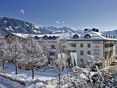 Hotel Neue Post, Zell am See, Austria