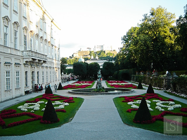 Things to do in Salzburg - stroll the Mirabell Gardens