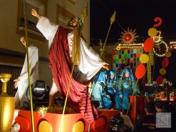 Feast of the Three Kings, a Spanish festival
