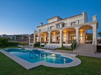 Luxury villas in Marbella steal the show
