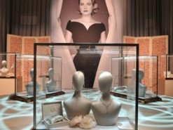 Montblanc's Grace Kelly collection unveiled.