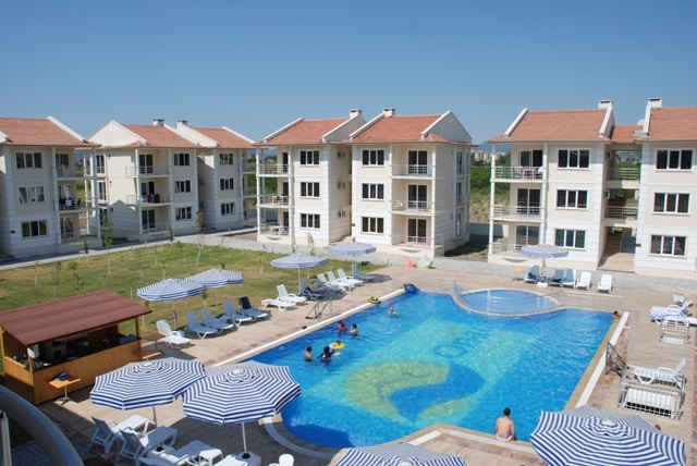 RCI resort Club Onat Garden in Turkey is part of it's exchange holidays network