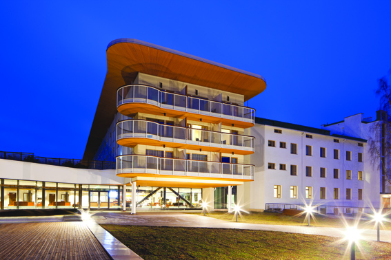RCI resort Holiday Club Saimaa in Finland one of the newest in its exchange holidays network