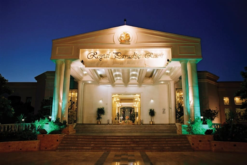 Royal Paradise Resort is one of RCI's 4,000 resorts available for exchange2