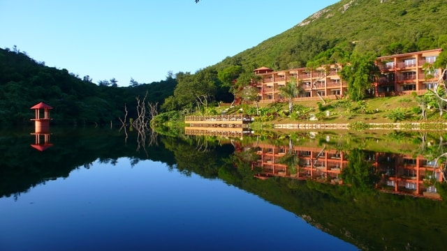 Daya Bay in Shenzhen, China - one of more than 40 new timeshare resorts and fractional ownership properties in RCI's network