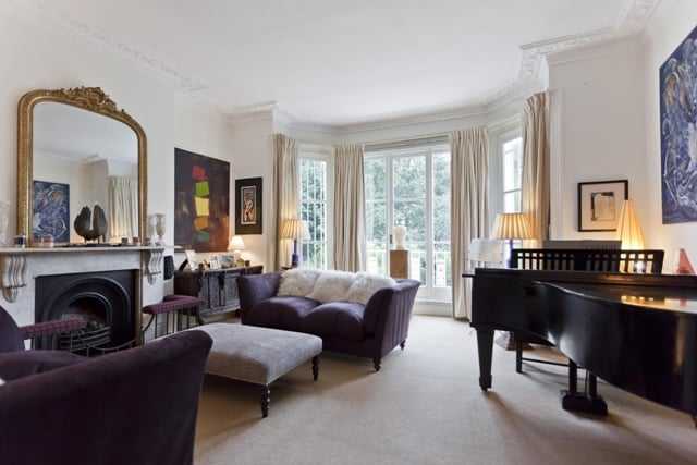 onefinestay's Blenheim Crescent, in London one of 40 new fractional ownership and timeshare resorts in RCI's network