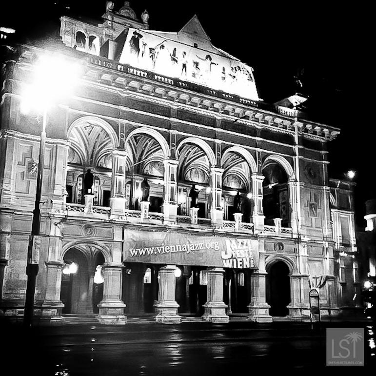 Vienna's Opera House