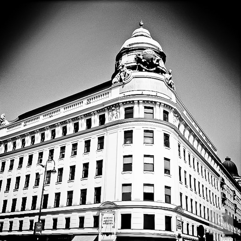 The Generali building