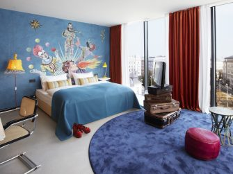25 Hours Hotel – it's all a bit of a circus!