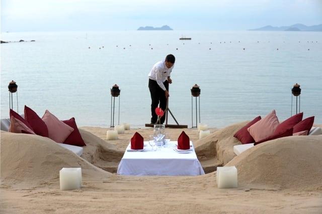 Ban Tai Beach, Thailand