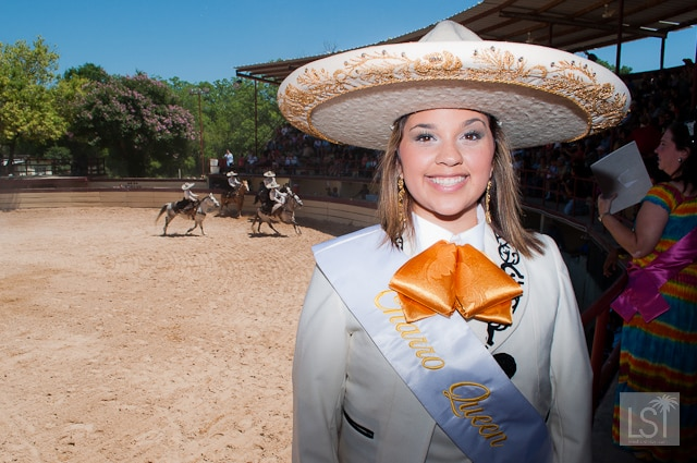 Charro Queen Kellie Ramos