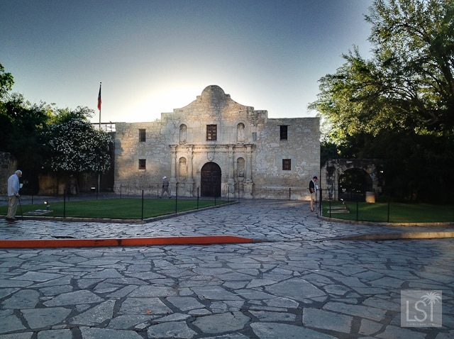 Remember the Alamo during San Antonio Fiesta