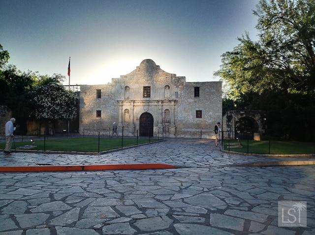 Remember the Alamo during San Antonio Fiesta