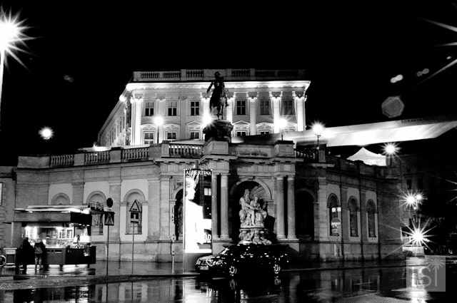 The Albertina, Vienna