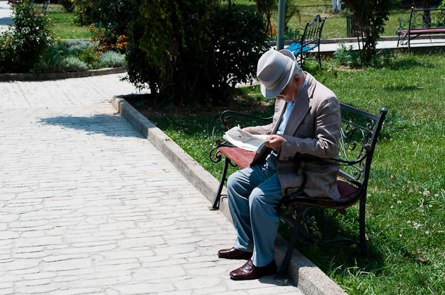 Travel to Albania to take in timeless scenes in Miqesia Park, Saranda