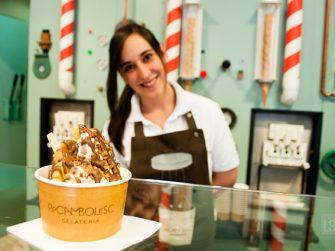 Rocambolesc: could it be Spain's finest ice cream parlour?