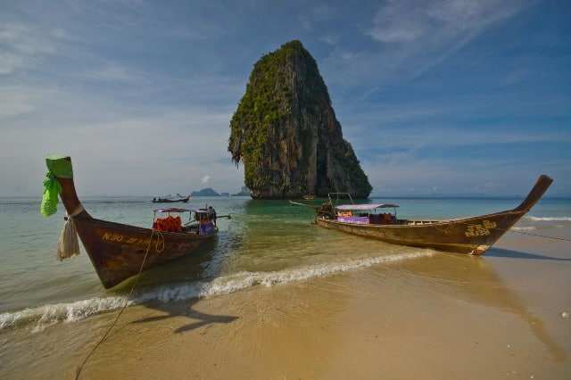 Dial An Exchange Gold Advantage service includes discounts on holidays in Thailand