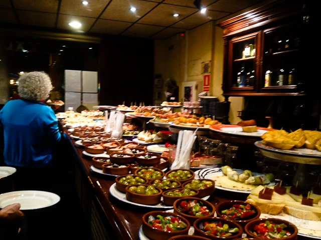 Girona offers the best in tapas
